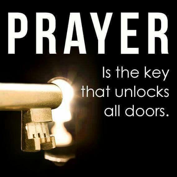 Changing Destinies Prayer