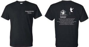 Changing Detinies Shirt T-Shirt